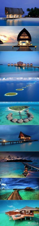 [El Turismo Mundial] - Maldivas, como el sol, como el mar, como las Maldivas.  Tienes que ir una vez en la vida.