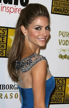Prom Hairstyles For Medium Hair Half Up Half Down With Poof Tphkqs