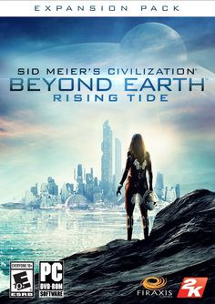 Sid Meier's Civilization Beyond Earth Rising Tide Game Cover
