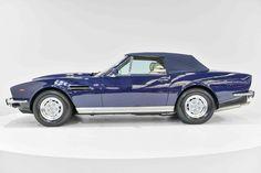 1981 Aston Martin V8 V8 Volante Aston Martin V8, Life