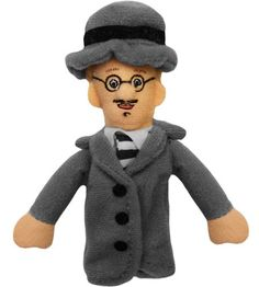 James Joyce Finger Puppet