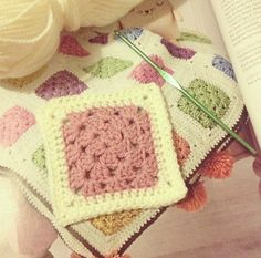 Simply crochet..