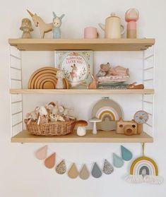 Baby Nursery Decor, Baby Decor, Nursery Room, Boy Room, Nursery Ideas, Rainbow Nursery Decor, Baby Girl Room Decor, Room Ideas, Kid Decor