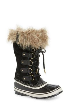 acb22125e78e2 Sorel Women s  Joan Of Arctic  Waterproof Snow Boot