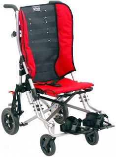 The Convaid Vivo is a great economical back-up adaptive stroller!  Weighing in at only 14 lbs., the Convaid Vivo special needs stroller is one of the lightest children's wheelchairs on the market - perfect for outings to school, day programs, or doctor visits.  Available in three sizes, this ultra-lightweight stroller is extremely adjustable, provide plenty of room for growth and strong enough to carry a child up to 121 pounds.