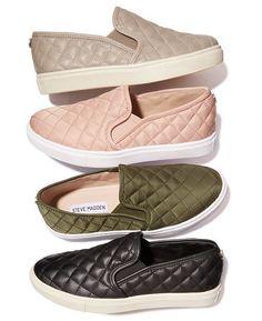 92cbb8c7b77 Steve Madden Women s Ecentric-Q Platform Sneakers - Sneakers - Shoes -  Macy s Summer Sneakers