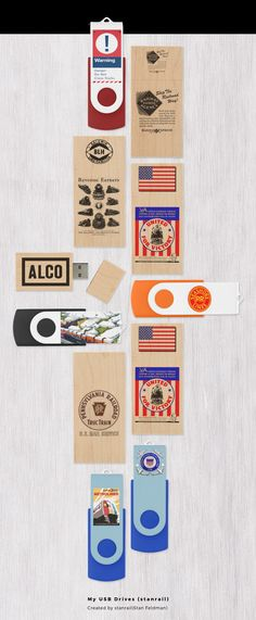 All of our USB Drives have a Railroad Theme .Transfer and store files with ease and style! Our favorite tech essential is now modern and elegant.  Great for storing your wedding photos, loading client presentations, or for every day use, a custom wooden USB is guaranteed to leave an unforgettable impression whether you're in a library, coffee shop, or meeting. Choose from 8GB, 16GB, 32GB, or 64GB to suit any practical USB needs.   #stanrail   www.railphotoexpress.biz
