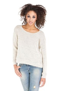 honeycomb cotton knit
