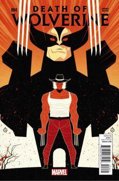 Death of Wolverine Marvel Comics Wed, October 2014 Death Of Wolverine, Wolverine Art, Logan Wolverine, Anime Comics, Marvel Comics, Best Comic Books, Comic Book Covers, Marvel Characters, Comic Character