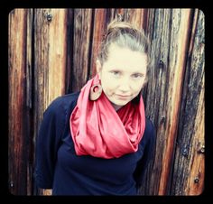 ExtraWide Organic Circle/Infinity Scarf Choose Your by IOGoods, $30.45