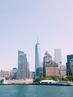 Freedom Tower in NYC / photo by siv