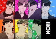 Fanart, 2ne1, Korean, Husband, Celebs, Animation, Kpop, Poster, Celebrities