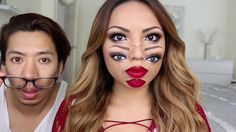 Perplexed and mind blowing makeup for girls