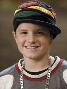 Josh Hutcherson in RV
