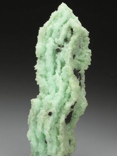 "SMITHSONITE;  This mineral is said to bring one ""good luck"". It provides a harmony between the physical plane and the other planes of existence."