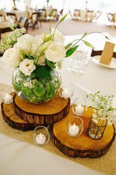 100 Ideas For Amazing Wedding Centerpieces Rustic (78)