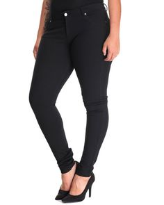 Find Butty Lifter Millenium Second Skin Skinny Pant (Plus) Women's Bottoms from SHINESTAR & more at DrJays. on Drjays.com