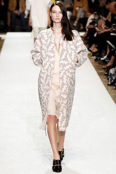 Chloé Fall 2014 Ready-to-Wear Fashion Show - Lieke van Houten (ELITE)