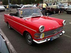 Opel Record cabrio