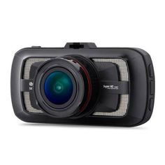 Dome DAB205 1440p Dash Camera with 170° Viewing Angle and Optional GPS