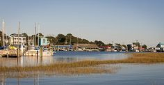 """Coastal Living named Southport one of Top 10 """"America's Happiest Seaside Towns""""  Vote for Southport to be number 1 February 13 -March 31, 2015. Click to learn more on our blog. Update Southport NC wins Coastal Living's America's Happiest Seaside Town contest!"""