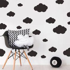 Adesivo Nuvens fofas - Mode Deco