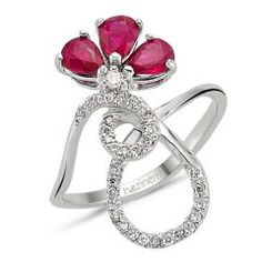 Diamond Ruby Ring http://goo.gl/UZd9C