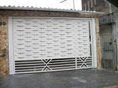 Resultado de imagen para portões basculantes preços