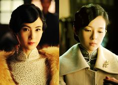 Dangerous relationship is a teleplay about Love conspiracy that would be released recently. In this teleplay, Oriental vintage custom cheongsam is used incisive
