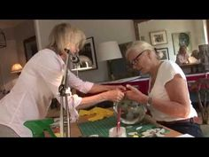 A Decoupage Masterclass With Jill Barnes-Dacey - YouTube