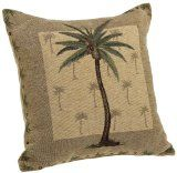 Brentwood Originals 18-by-18-inch Decorative Pillow, Palm Tree - perfect for my Florida decor