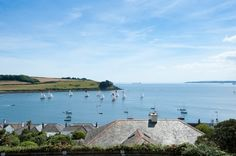 Cornwall Holiday Cottages St Mawes Upper Tresulian
