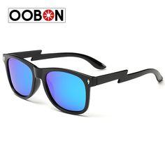 Oobon Promotion Rushed 2017 Women Retro Tr90 Large Horn Rimmed Sunglasses Uv400 Sport Glasses Oculos De Sol Eyewear Accessories
