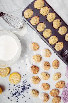 Madeleines may have found their place in history thanks to Proust, but these buttery scalloped cakes are undoubtedly delicious enough to stand on their own, literary references aside. I've loved th...