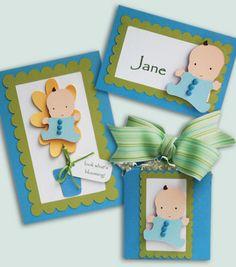 Bouncin' Baby Shower PapersBouncin' Baby Shower Papers