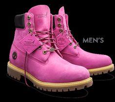 Timberland | The Pink Collection. Benefiting Susan G. Komen