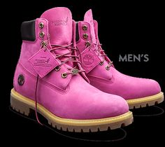 Timberland   The Pink Collection. Benefiting Susan G. Komen