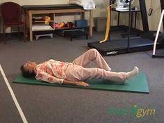 12 leg strengthening exercises good for seniors | Health - BabaMail