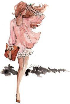 inslee haynes :: strawberry blonde