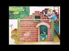 Klein Duimpje - Sprookje van Charles Perrault met plaatjes - YouTube Charles Perrault, Pig Drawing, Pig Illustration, Home Themes, Big Bad Wolf, Three Little Pigs, Fairy Tales, Techno, Make It Yourself