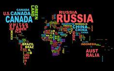 ¿De dónde provienen los nombres de los países? (De la E a la G)