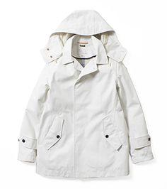 nanamica / GORE-TEX® Short Soutien Collar Coat