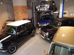 Classic Mini everywhere @ MyMiniRevolution!
