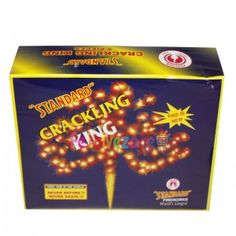 Crackling King Fireworks by Standard Firecrackers India