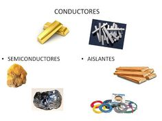 Drivers: all those materials or elements that allow cross the stream flow or moving electric charges.  Insulation: not conduct electricity, atoms or stretch or capture electrons. These materials are plastic, mica, glass, rubber, ceramics, etc. All these and other similar materials with similar properties, total resistance opposing the passage of electric current.