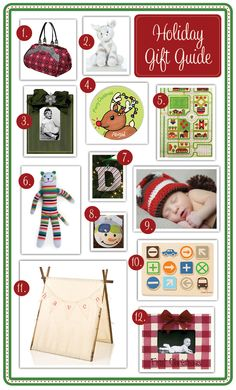 Holiday Gift Guide for kids!
