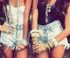 Summer time look! :)