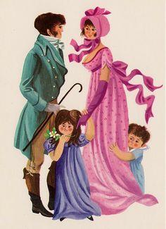 Reading Treasure: Gisela Röder's History of Fashion  1810s