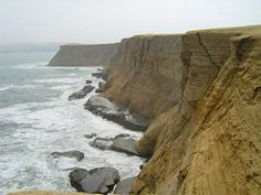 The jagged, but beautiful coastline of #ParacasNationalReserve along the #PacificOcean in #Peru #SouthAmerica #TreasuresOfTraveling #VintagePhoto2004 #NaturalBeauty #LatinAmerica #TravelBlog #Travel #WorldTravel #WorldTraveler #TravelBlogger #Blogger #LiveLifeAdventurously #Photography  #TravelPhotography #TravelPics #TravelPhotos #LiveLife #Explore #NeverStopExploring #MyJourney #LukeKeeler  http://wp.me/p8sYUx-gS