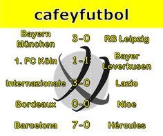 Café y Fútbol: Results December 21st